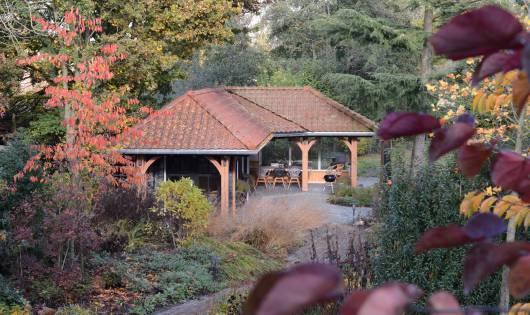 Tuinhuis Alblasserdam